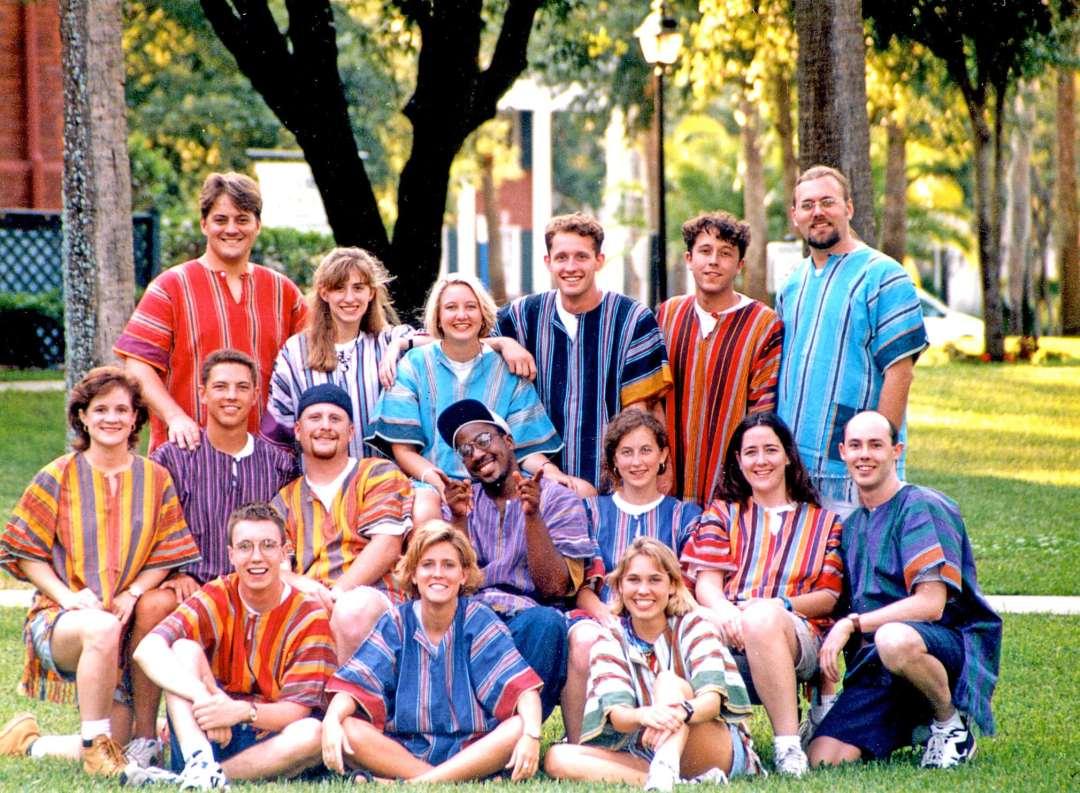 1995 Staff