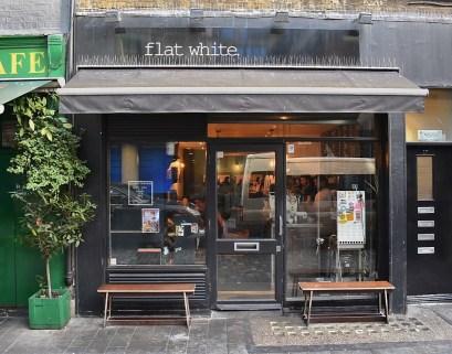 Flat White, London Coffee