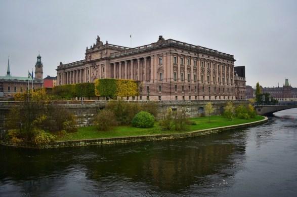 Parliament House, Stockholm