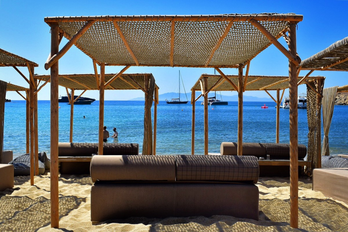 Eat, drink, beach, repeat: treat yo self in Mykonos