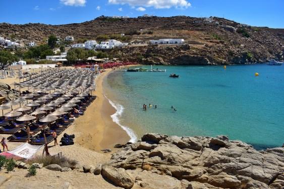 JackieO' beach club, Mykonos