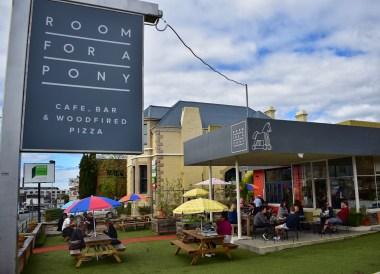 Room for a Pony cafe, Hobart