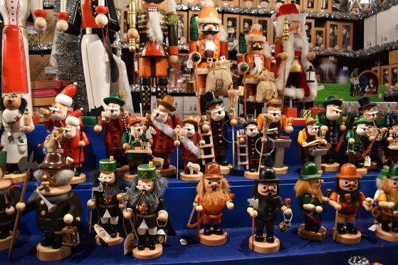 Wooden ornaments, Nuremberg Christmas market