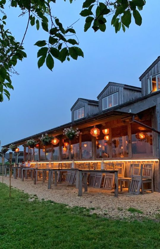 The Crow's Nest, Hamptons