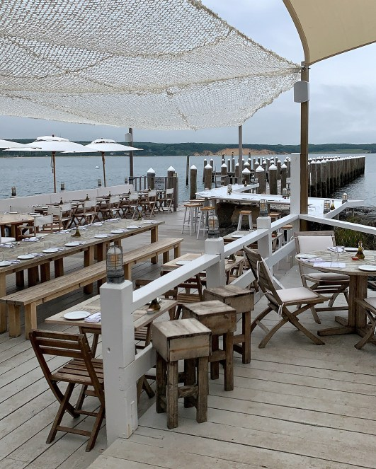 Duryea's Lobster Deck, Hamptons