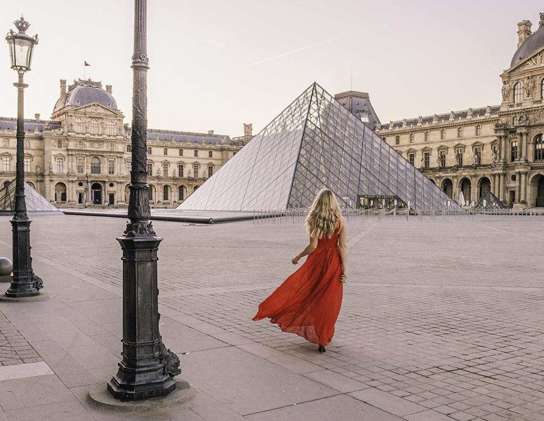 que ver museo del louvre paris