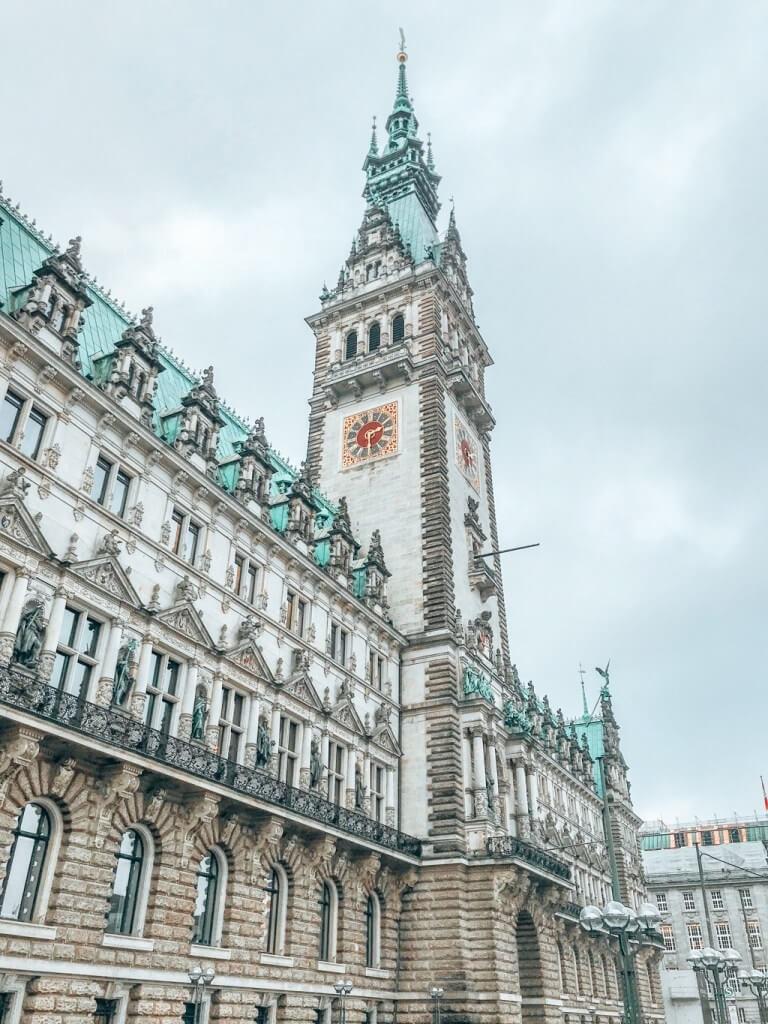 que ver ayuntamiento de hamburgo alemania