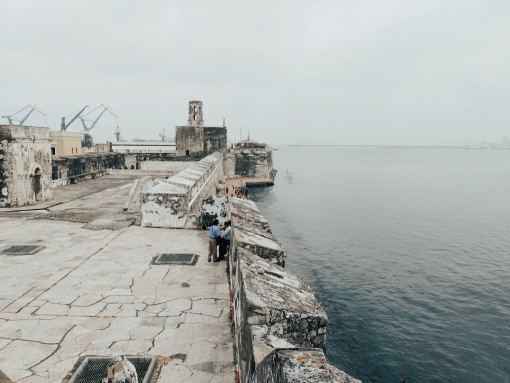 que ver en San Juan de Ulua Veracruz