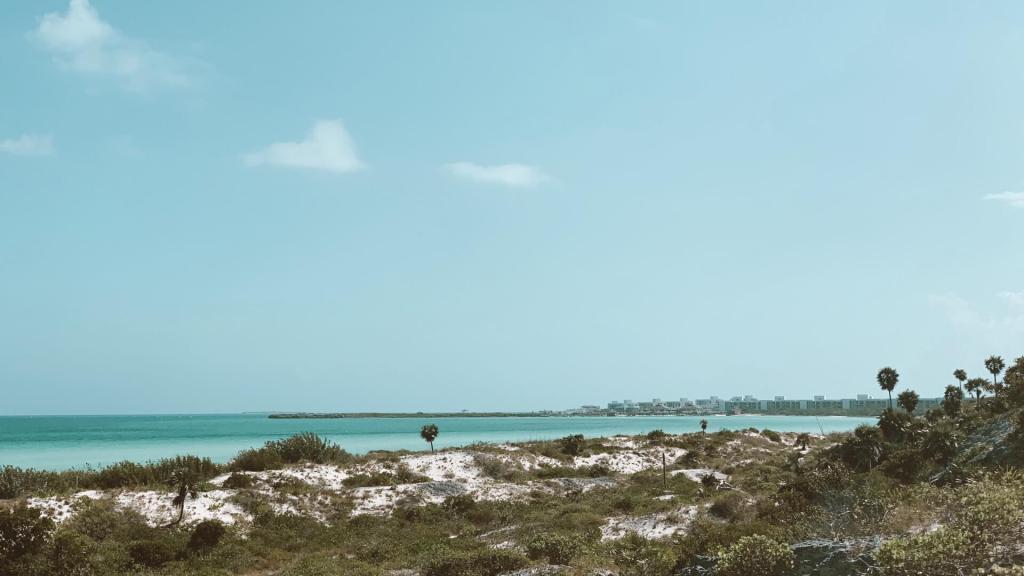 playa pilar jardines del rey