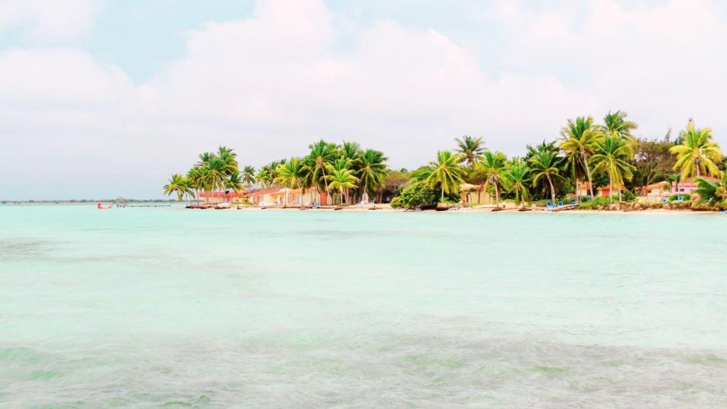 Playa Cayo Guillermo Cuba