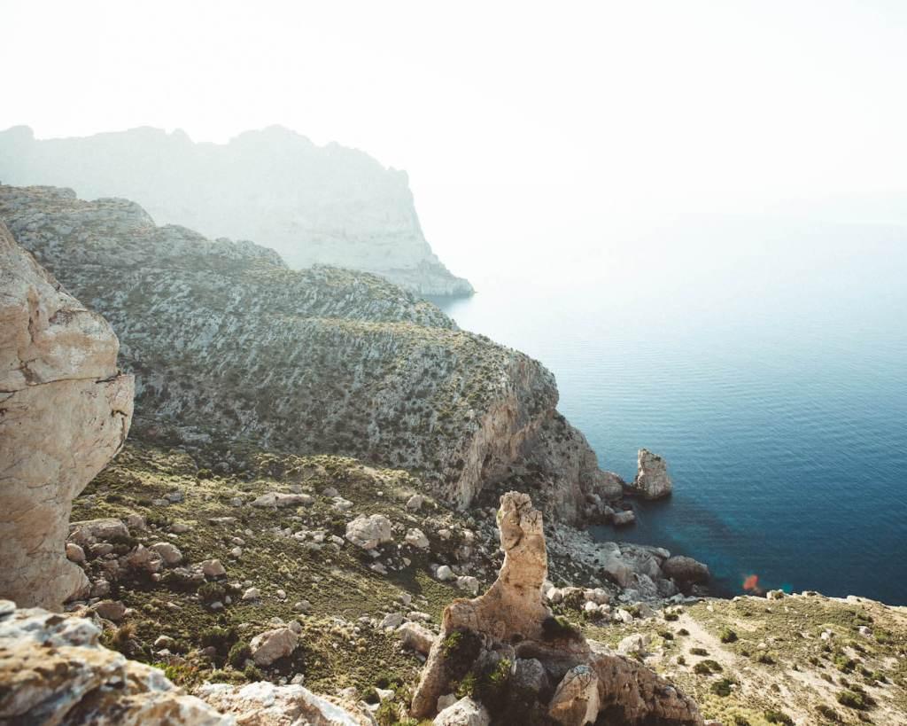 Mirador Fomentor en Isla de Mallorca
