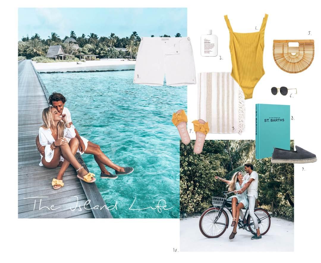 island life look