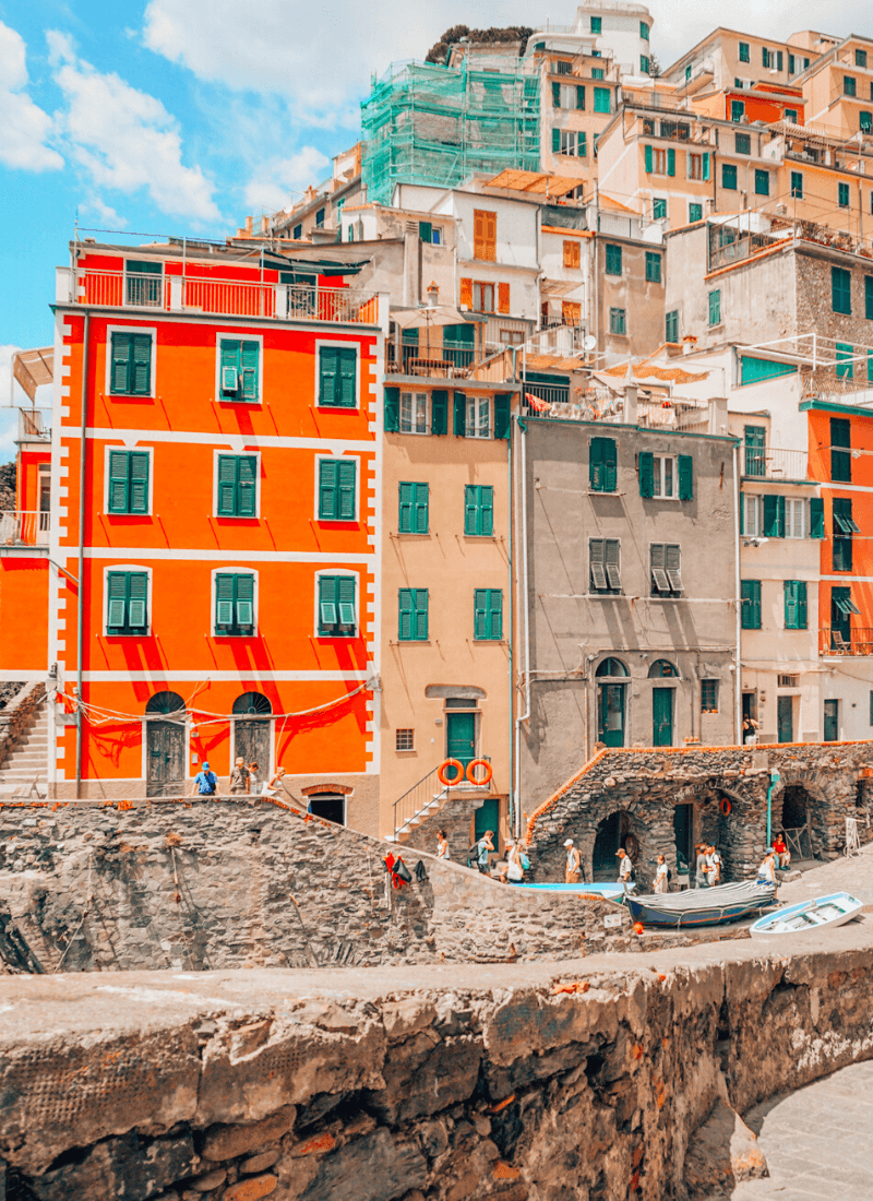 Day Trip Guide to Cinque Terre
