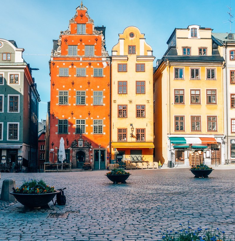 The Best Way to Spend 72 Hours in Stockholm