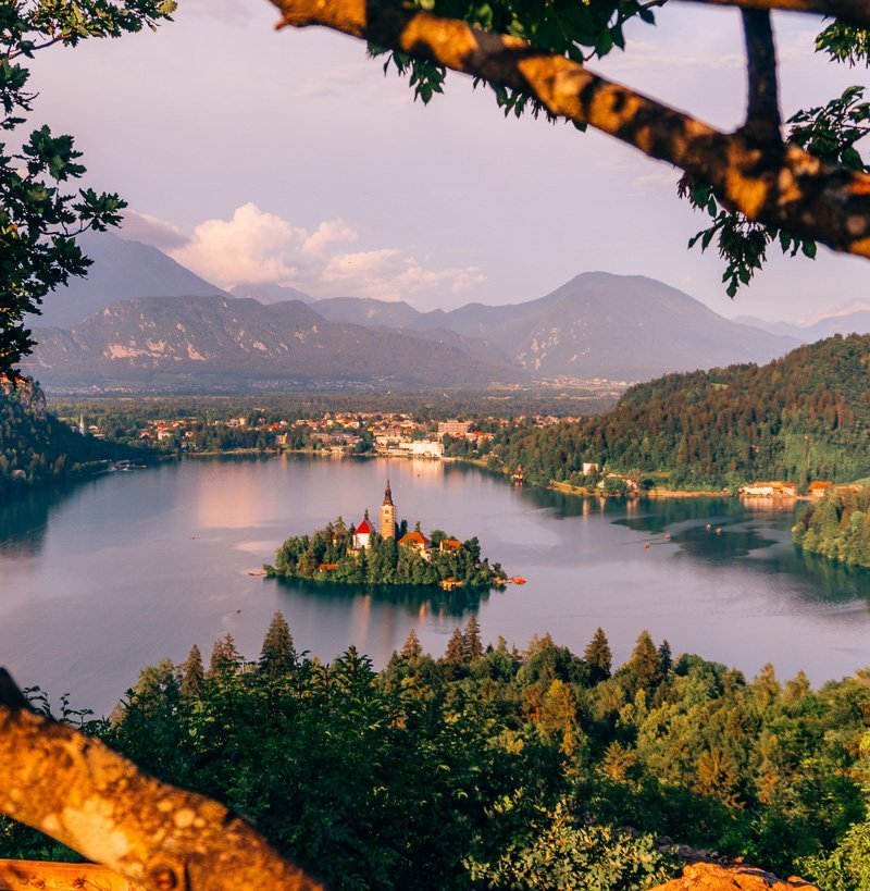 48 Hours in Bled, Slovenia