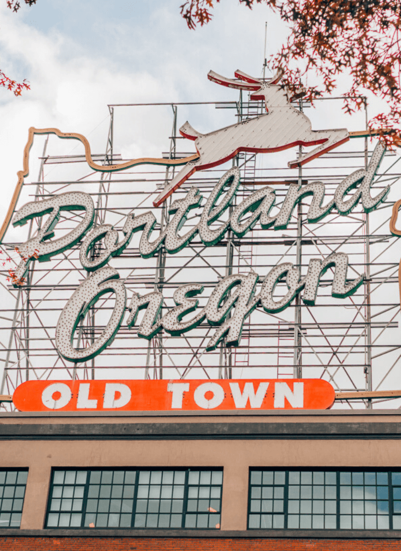 Most Instagrammable Places in Portland