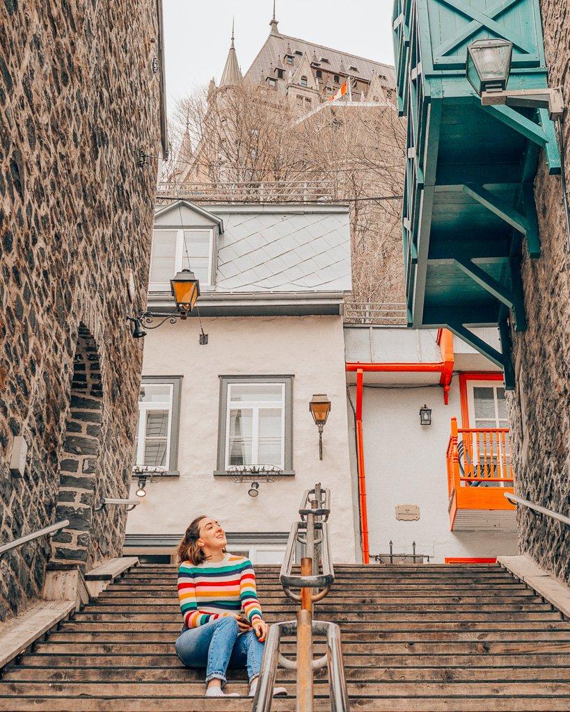 Instagram location in Petit Champlain