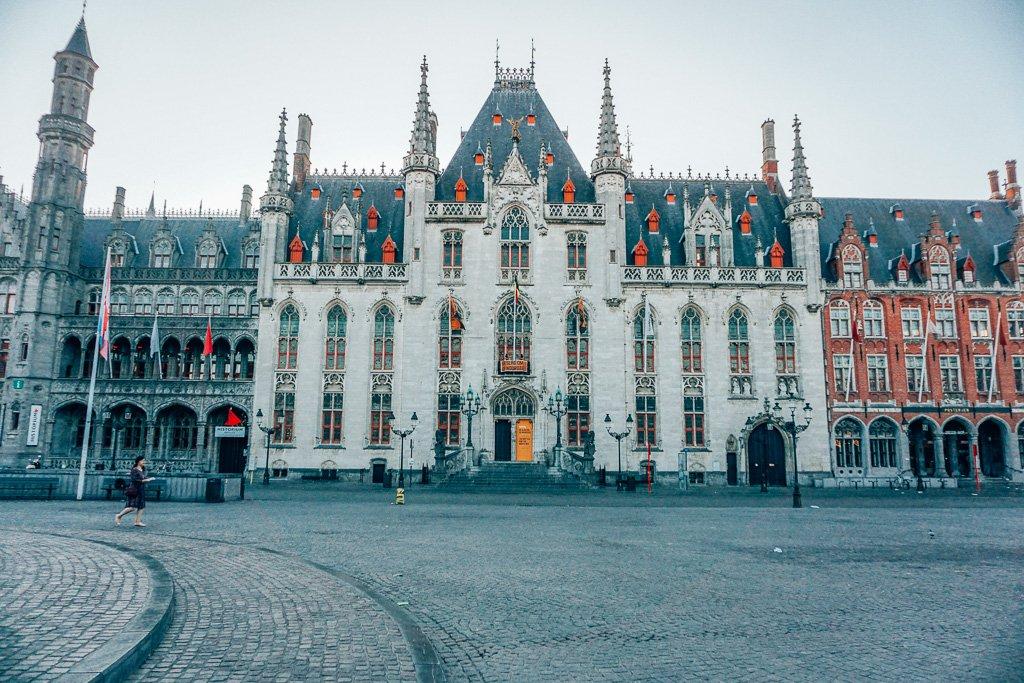 Markt in Bruges