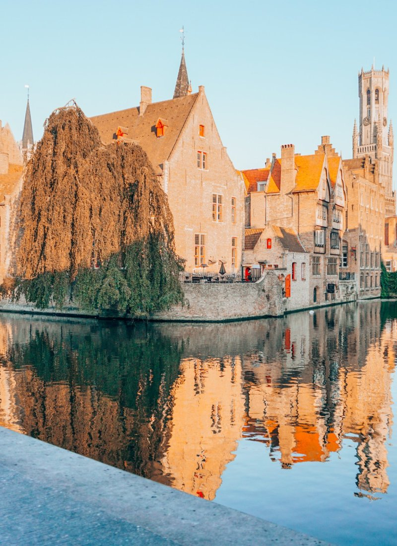 Spending 1 Day in Bruges, Belgium