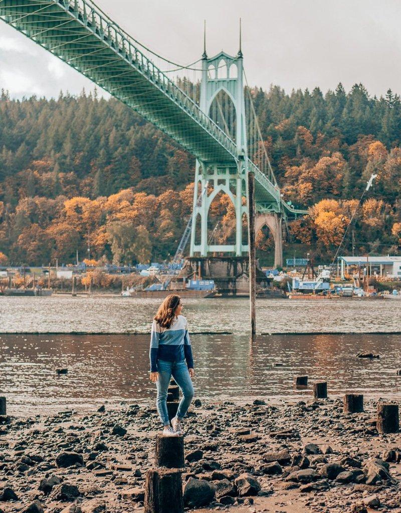 St. Johns Bridge in Portland