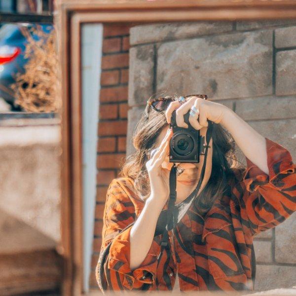 Fun Ideas to Take Photos at Home