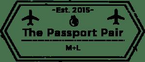 The Passport Pair Logo