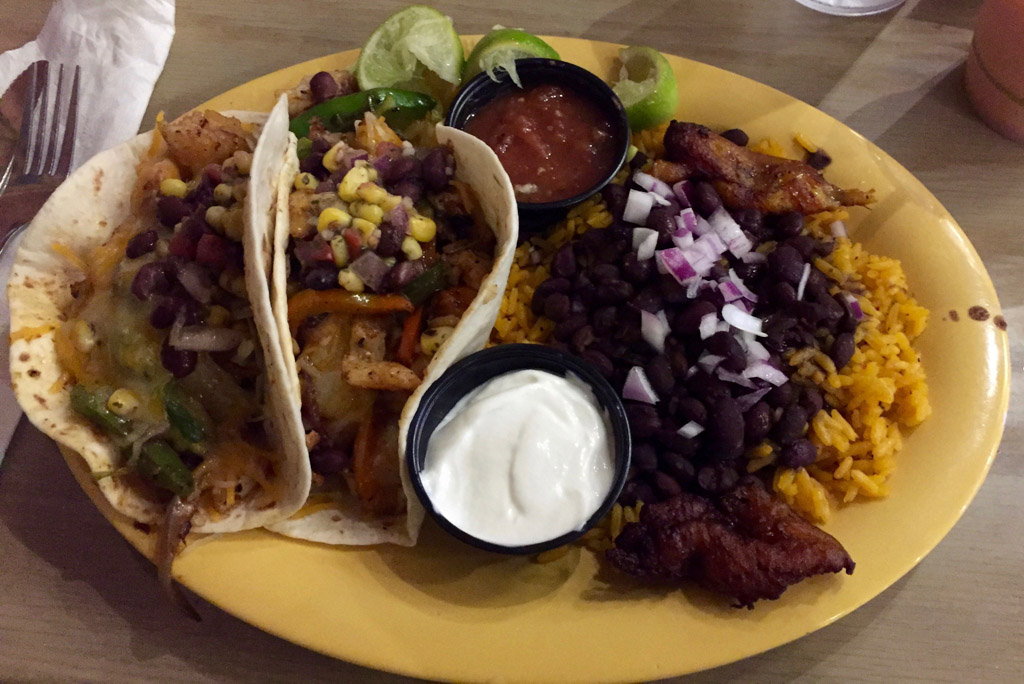 Anna Maria Island Food Review