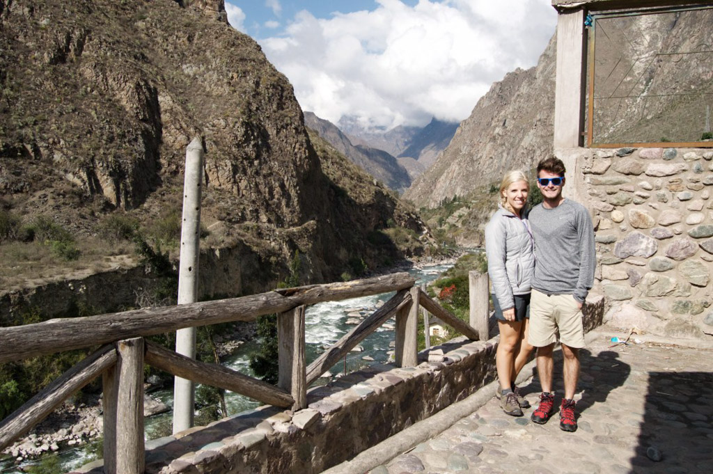 Inca Trail Day 1 Guide Peru