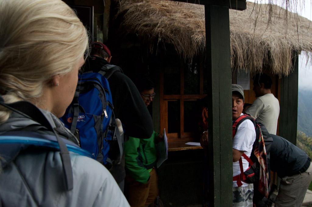 Inca Trail Day 4 Machu Picchu