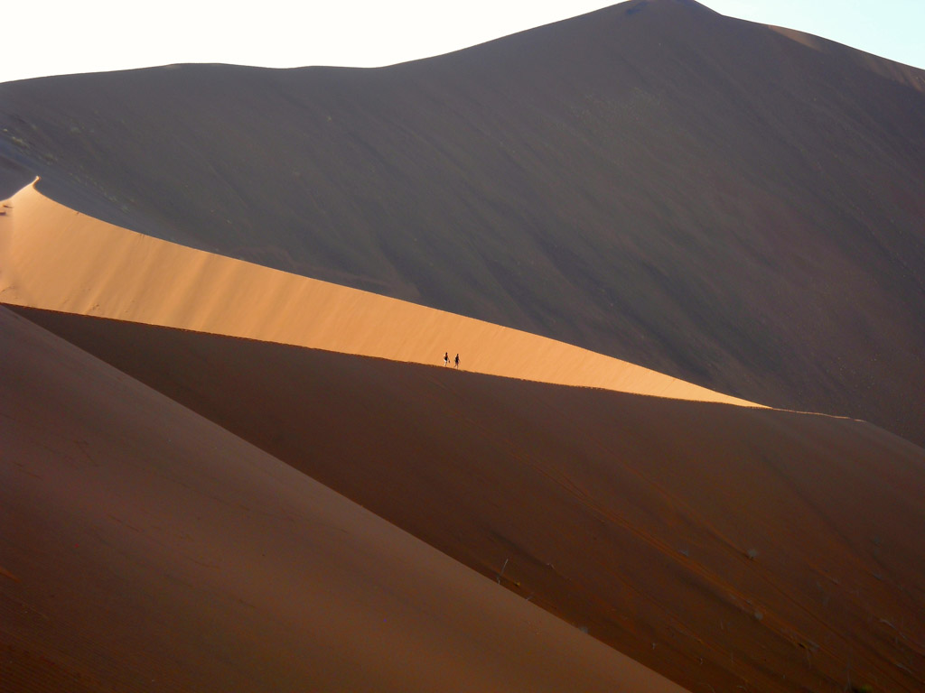 The Sossusvlei Dunes