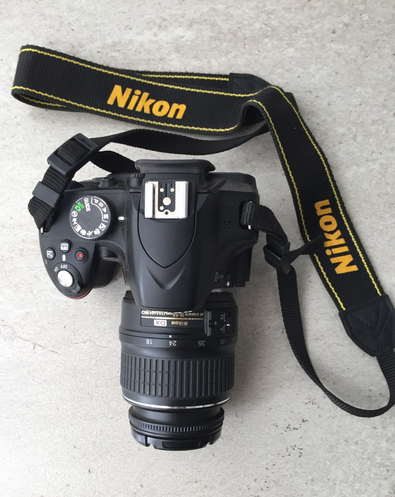 Our Nikon D3200 has accompanied us on all of our travels so far