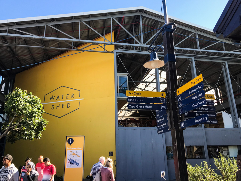 The Watershed Market at the V&A Waterfront