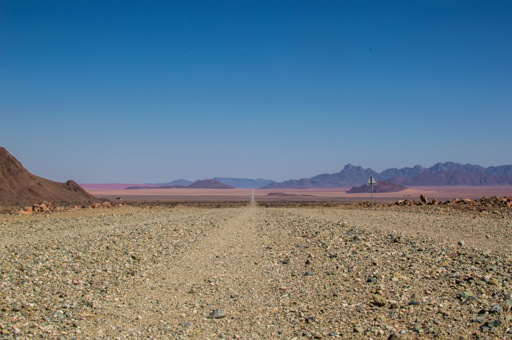 Open Roads in the NamibRand Nature Reserve