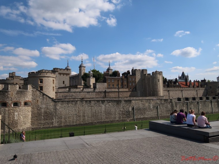 family day in london - The Tower of London