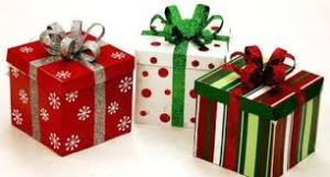 I wish my presents looked like this...