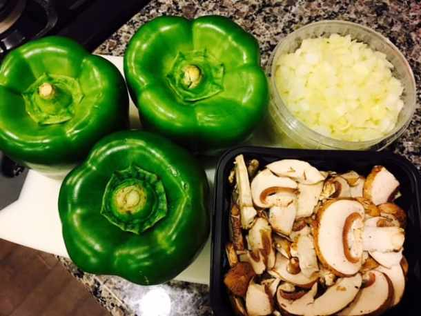 My Simple Recipe For Cheesesteak Stuffed Peppers