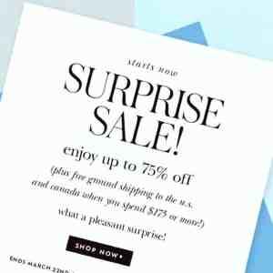 Shop The Surprise Kate Spade Sale Happening Now!