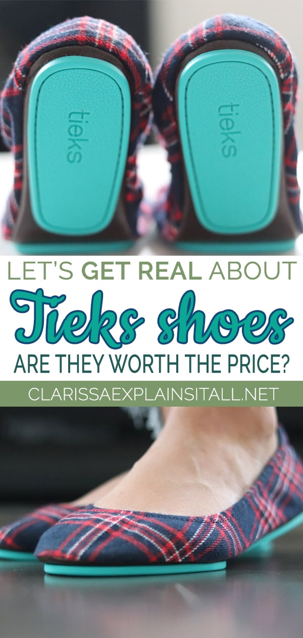 Have you heard of Tieks, the fashionable and foldable ballet flats? The main question people seem to have is, are Tieks worth the price or not.