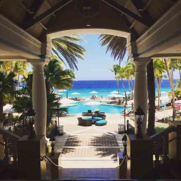 10 Reasons Why You Need To Stay at the Curacao Marriott