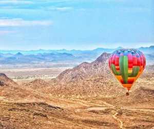 Hot Air Balloon Rides Arizona