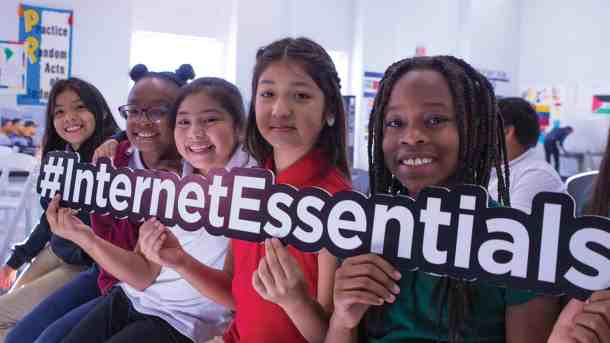How Comcast Is Helping Change The World for Low Income Families