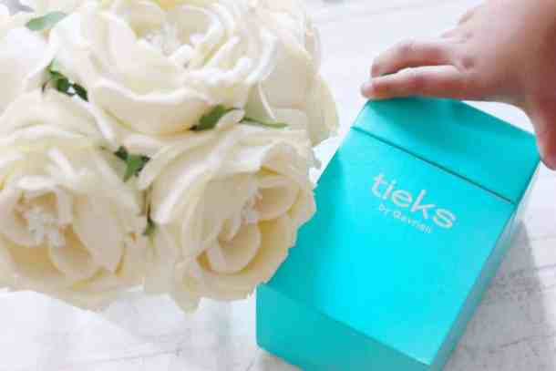 Buying the right size Tieks