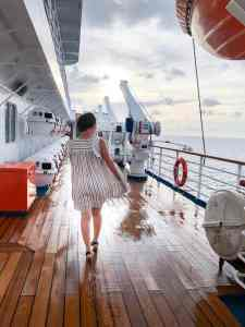 Here Is What Happened On The Permission To Hustle Retreat At Sea