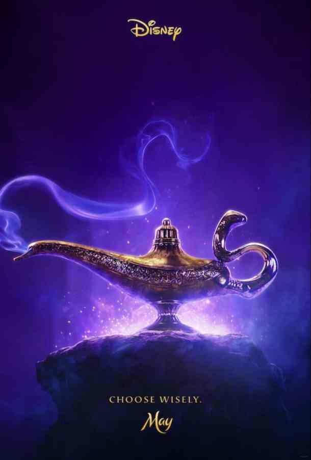 Aladdin Disney movie 2019