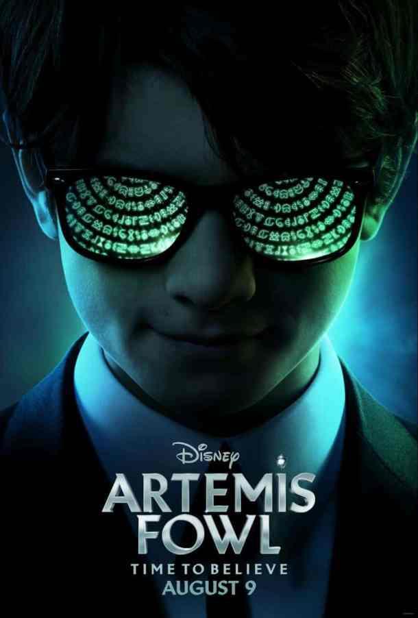 Artemis Fowl Disney movie
