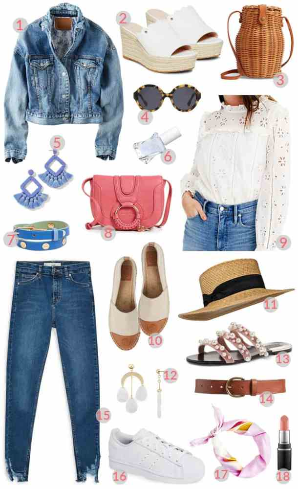 Spring Fashion and Accessories