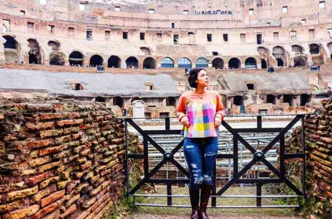 Colosseum-Rome-Travel
