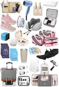 Amazon best travel essentials