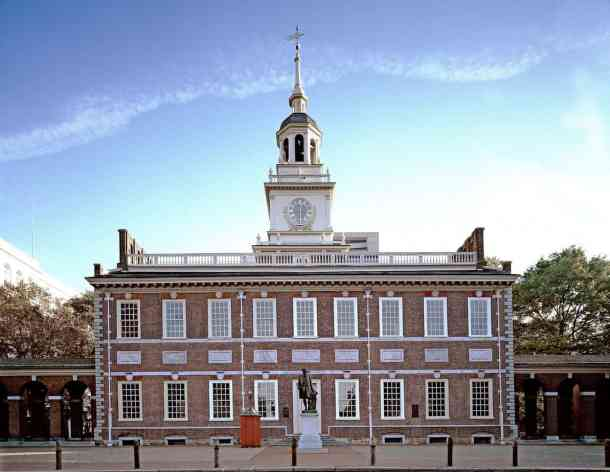 Free Things To Do In Philadelphia Independence Hall