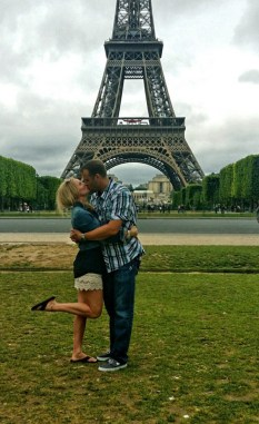 In the City of Love